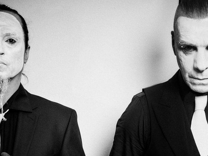 Lindemann, online il video di 'Frau & Mann'