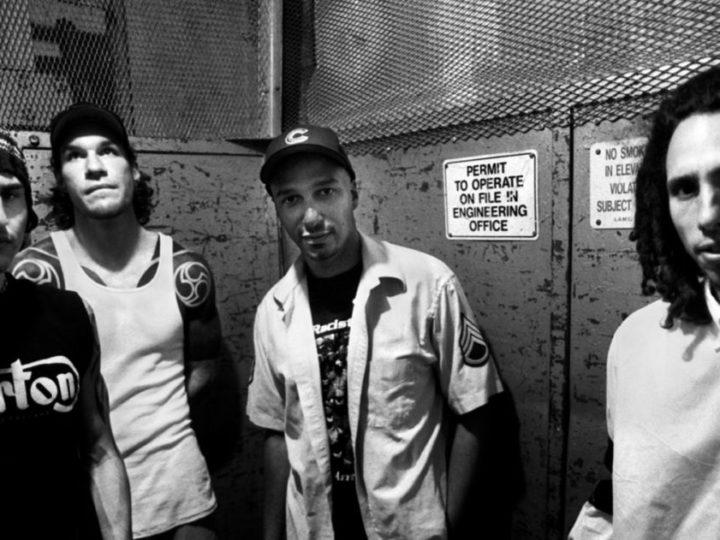 Rage Against The Machine, annunciata ufficialmente la reunion