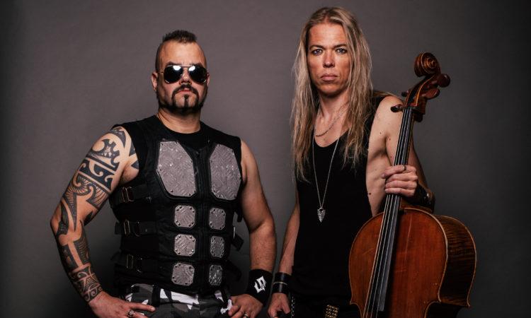 Sabaton e Apocalyptica, è on line il singolo 'Angels Calling'