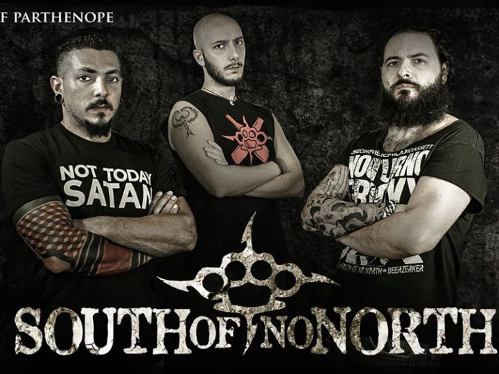 South Of No North, firma con Cult Of Parthenope