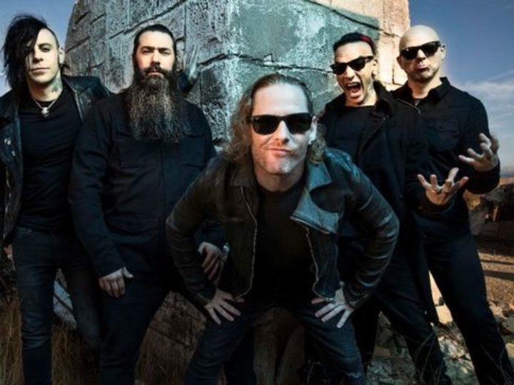 Stone Sour, il video live ufficiale di 'Whiplash Pants'