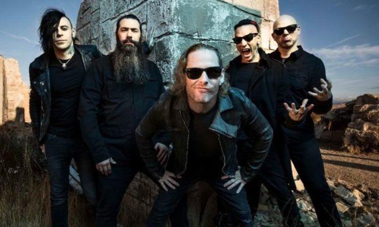 Stone Sour, in arrivo il primo live album ufficiale
