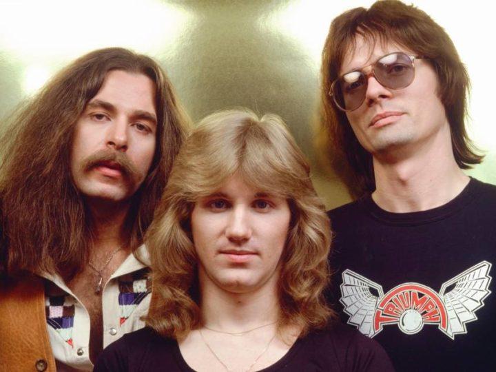 Triumph, la band si è riunita per un mini-set di tre canzoni