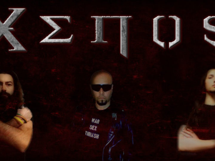 Xenos, rivelate cover e tracklist del debut album 'Filthgrinder'
