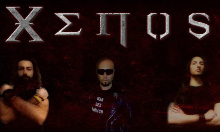 Xenos, rivelate cover e tracklist del debut album 'Filthgrinder'