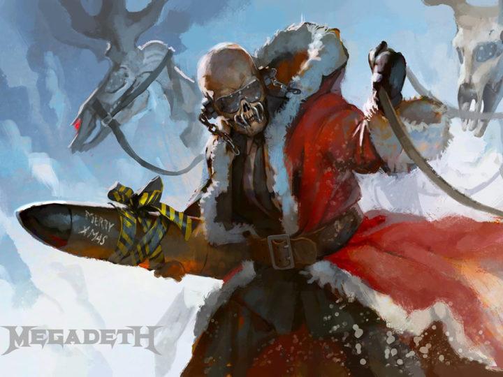 Megadeth, indetto anche quest'anno il Christmas Card Contest