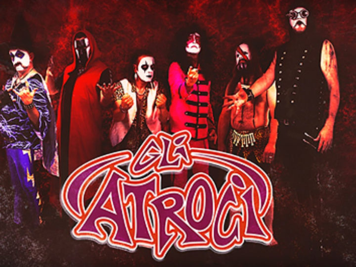 Gli Atroci, il nuovo videoclip 'Il Mio Gruppo Metal' con Roberto Tiranti e Michele Luppi