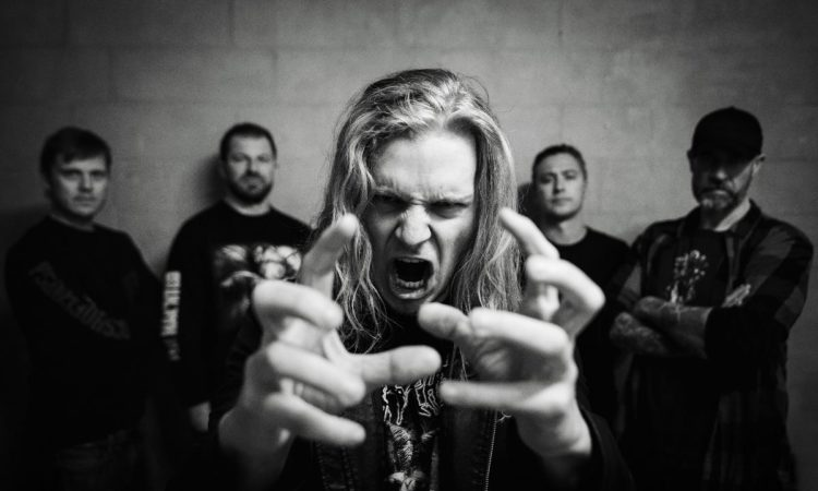 Blood Eagle, il video di 'Worship The Wolf'