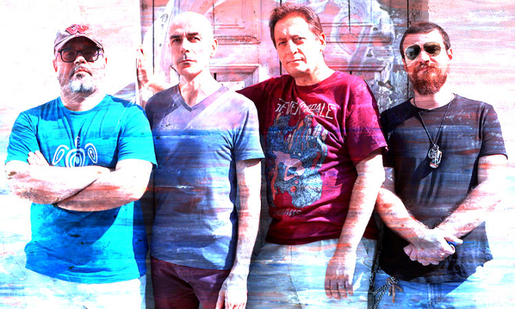 Caravaggio, la nuova band con gli ex Adramelch Vittorio Ballerio e Fabio Troiani