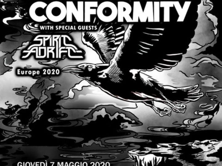 CORROSION OF CONFORMITY @ Legend Club – Milano , 7 maggio 2020