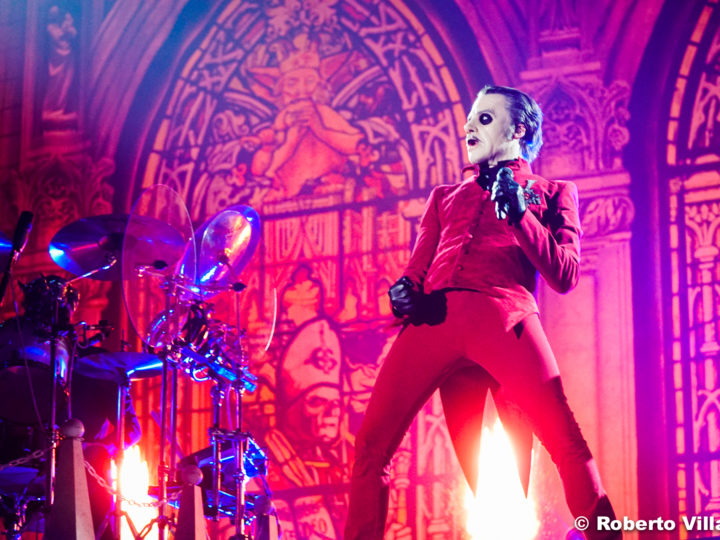 Ghost + All Them Witches + Tribulation @Grana Padano Arena – Mantova, 5 dicembre 2019