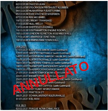Magnum @Alchemica – Bologna, 06 febbraio 2021