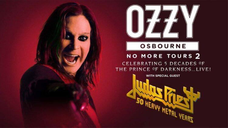 Ozzy Osbourne + Judas Priest @Unipol Arena – Bologna , 08 febbraio 2022