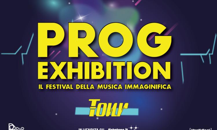 Prog Exhibition 2020, il festival prog diventa itinerante e tocca quattro città