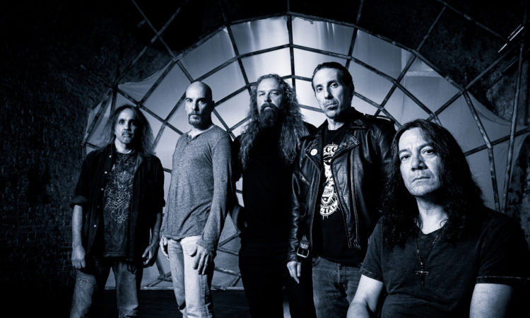Psychotic Waltz, il nuovo video 'All The Bad Men'