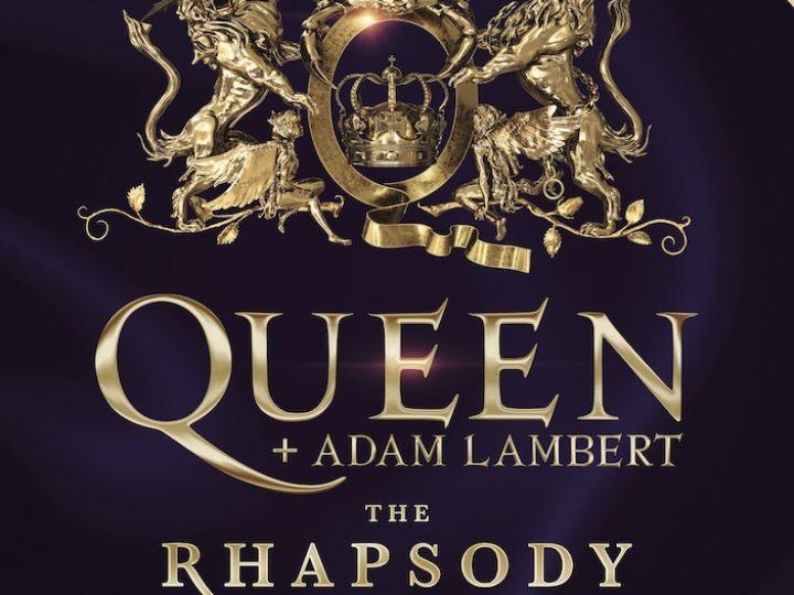 "Queen + Adam Lambert ""Rhapsody Tour"" @Unipol Arena – Bologna , 23 maggio 2021"