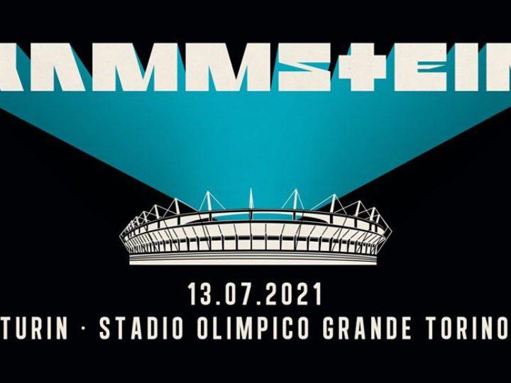 Rammstein @Stadio Olimpico Grande – Torino, 13 luglio 2021
