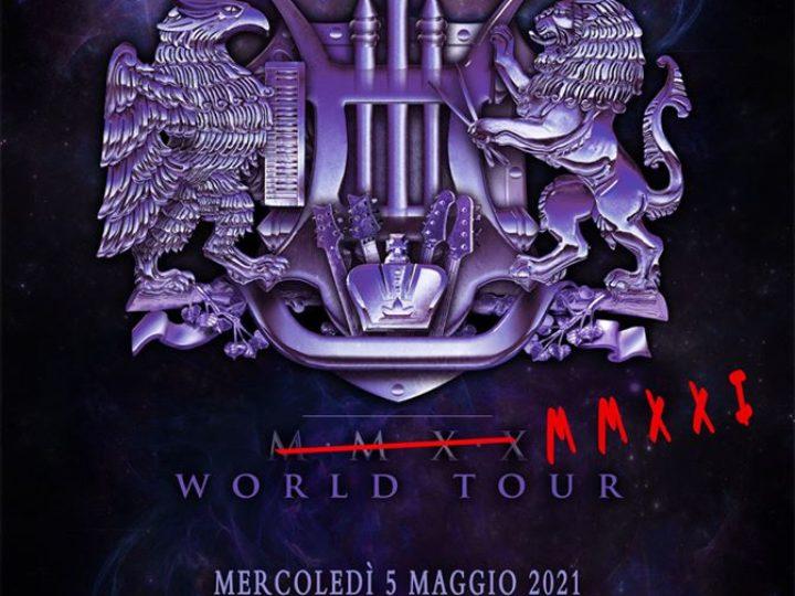 Sons Of Apollo @Live Club -Trezzo sull'Adda ( Mi), 05 maggio 2021