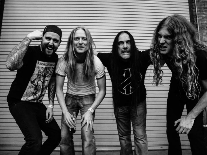 Carcass, il nuovo singolo 'Under The Scalpel Blade'