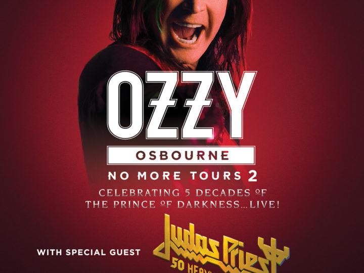 Ozzy Osbourne + Judas Priest @Unipol Arena – Bologna , 19 novembre 2020