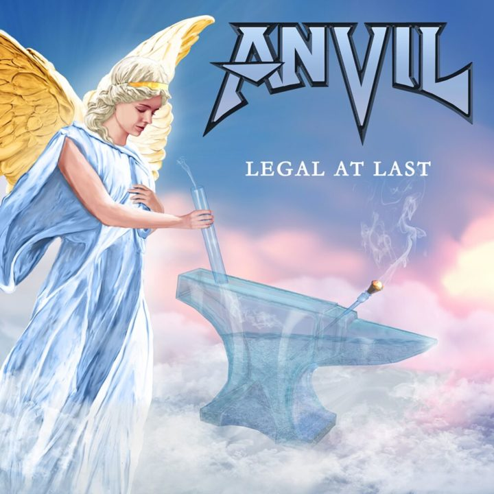 Anvil – Legal At Last