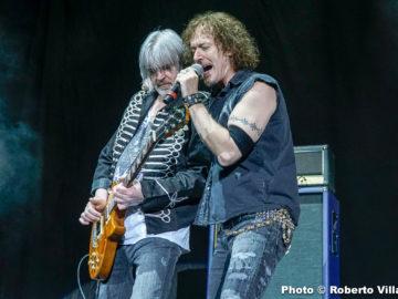 Uriah Heep + Nazareth + Wishbone Ash @ MHP Arena Ludwigsburg – Germania, 10 gennaio 2020