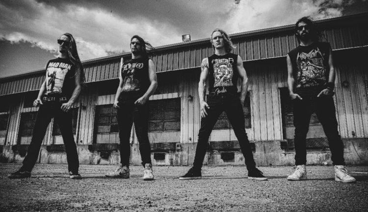 Hazzerd – Canadian thrash metal!