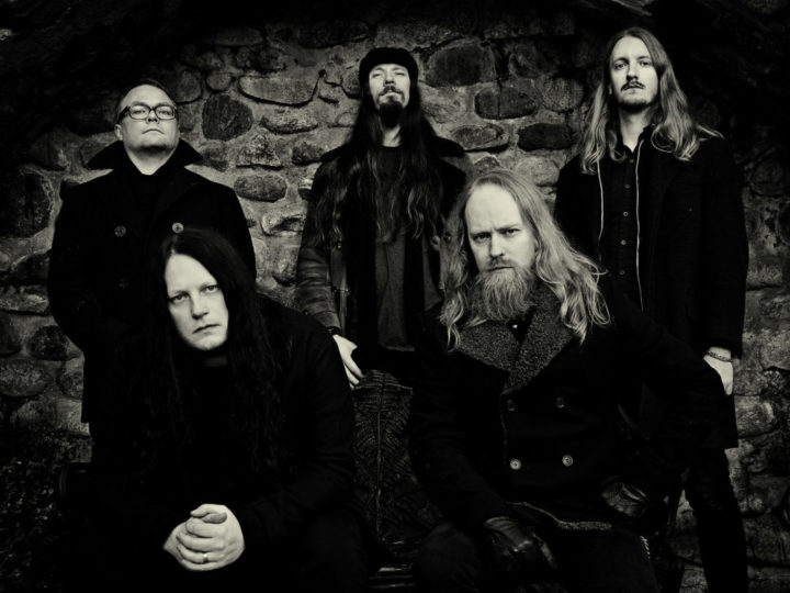 Katatonia, il nuovo video di 'Behind The Blood'