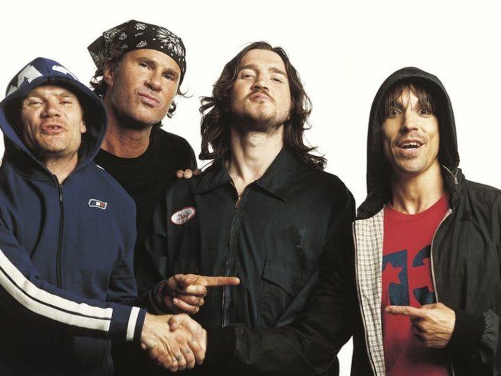 Red Hot Chili Peppers, nuovo album con John Frusciante