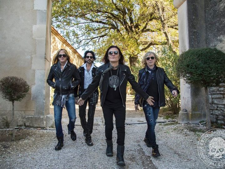 The Dead Daisies, video teaser dallo studio di registrazione