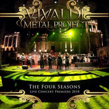 Vivaldi Metal Project – The Four Seasons Live Concert Premieres 2018