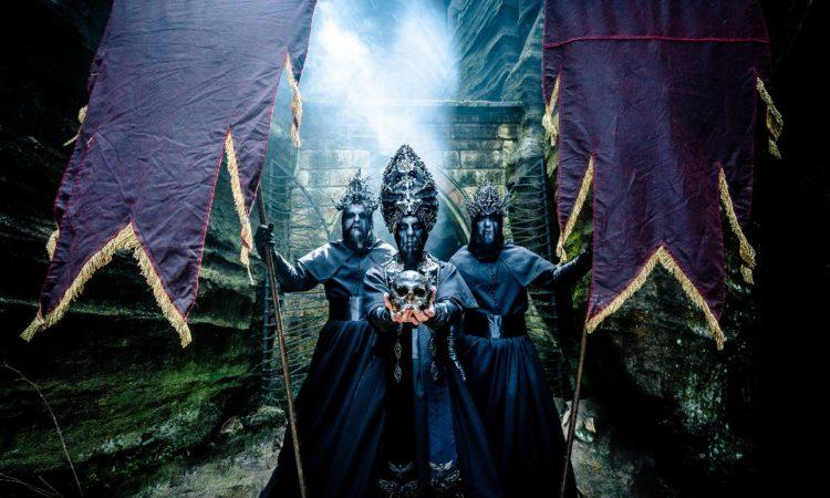 Behemoth, il nuovo video di 'Rom 5:8'