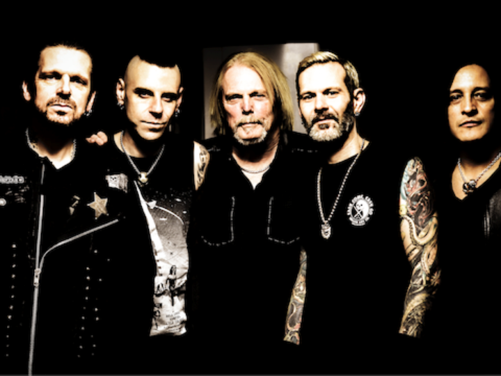 Black Star Riders, il video 'In The Shadow Of The War Machine'