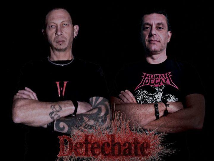 Defechate, ilnuovo singolo 'Uomo Ossidato (Covid-19 edit)'