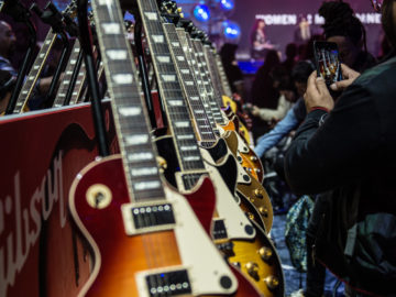 The NAMM Show 2020 @Anaheim Convention Center – Anaheim (California), 16-19 gennaio 2020