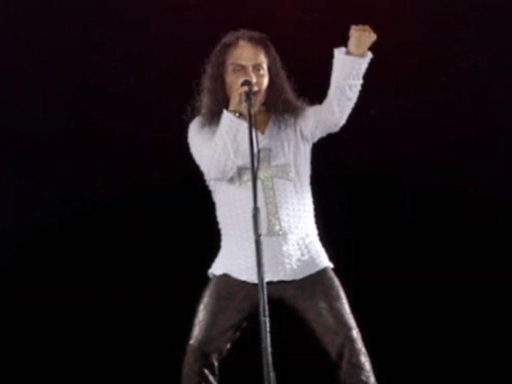 Ronnie James Dio, tour dell'ologramma previsto in primavera
