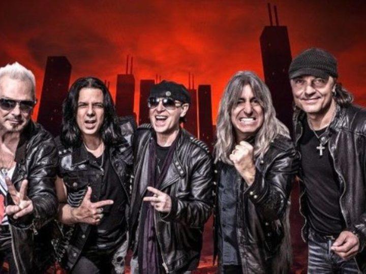 Scorpions, live video di 'Make It Real'