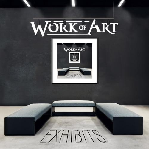 Works Of Art  – Exhibits