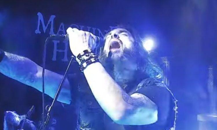 Machine Head, on line l'intero concerto di Oakland