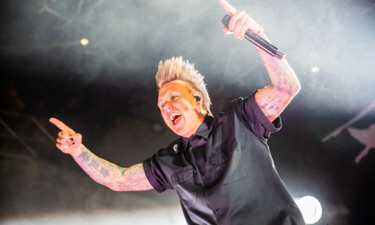 """Papa Roach, Shaddix: """"Il nuovo album uscirà per la nostra etichetta"""""""