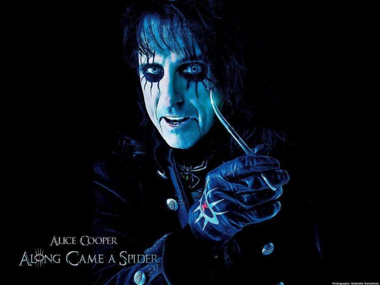 Alice Cooper – Nella tela del ragno