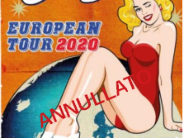 Aerosmith @ Hallenstadion – Zurich Switzerland, 16 giugno 2020