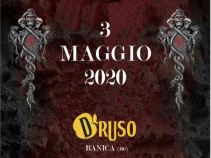 Axel Rudi Pell @Druso – Ranica (BG) 3 maggio 2020