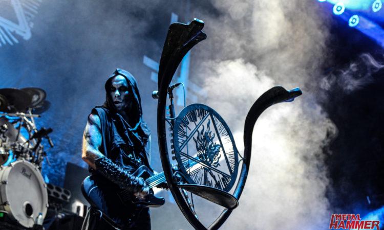 Behemoth, in sala prove per lo show in streaming 'In Absentia Dei'