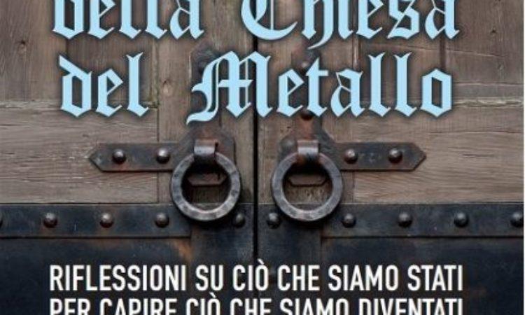 Francesco Gallina, il nuovo libro 'Adepti della Chiesa del Metallo' per Arcana Edizioni