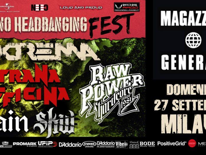 Extrema + guests @Magazzini Generali – Milano, 27 settembre 2020