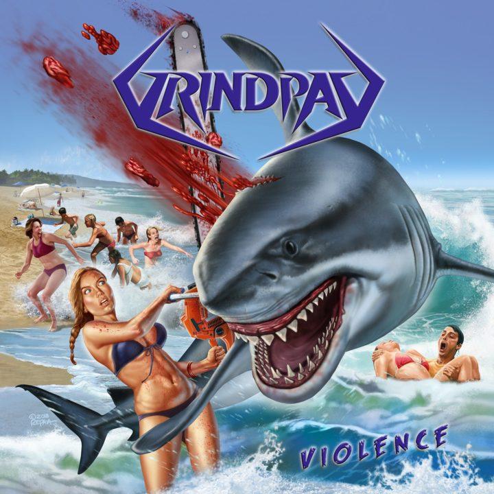Grindpad – Violence