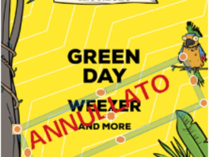 Green Day + Weezer and more @Firenze Rocks -Visarno Arena, 11 giugno 2020