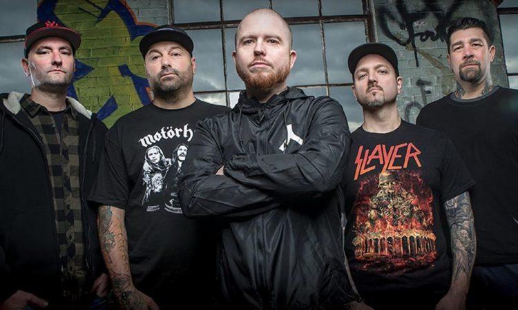Hatebreed, ascolta la prima canzone nuova in quattro anni