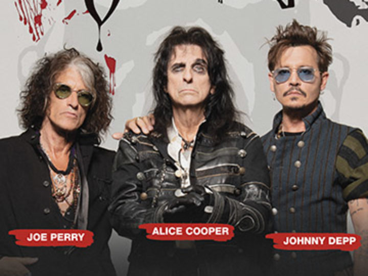 Hollywood Vampires @Mediolanum Forum – Assago (Mi), 09 settembre 2020
